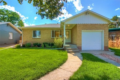 1043 S Garfield Street, Denver, CO 80209 - #: 9217429
