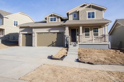 15886 Red Bud Drive, Parker, CO 80134 - #: 9218361
