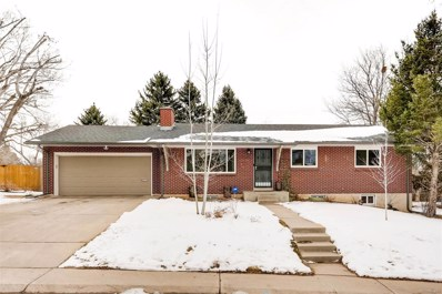 8334 E Kenyon Drive, Denver, CO 80237 - MLS#: 9218480