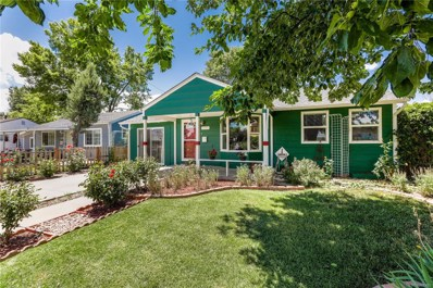 1171 Xanthia Street, Denver, CO 80220 - MLS#: 9222542