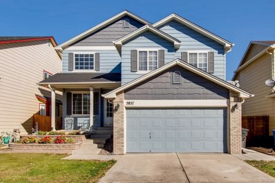5857 E 122nd Drive, Brighton, CO 80602 - MLS#: 9223470