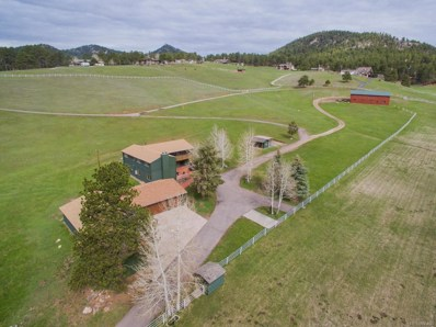 6933 Starlight Drive, Morrison, CO 80465 - #: 9223730