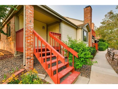 4231 S Fairplay Circle UNIT A, Aurora, CO 80014 - MLS#: 9225146