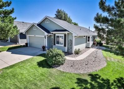 8313 Scarborough Drive, Colorado Springs, CO 80920 - MLS#: 9226030