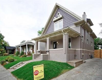 1326 S Grant Street, Denver, CO 80210 - MLS#: 9229879