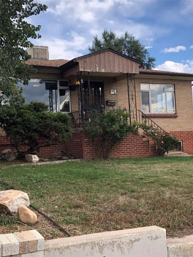 510 S Stuart Street, Denver, CO 80219 - MLS#: 9233550