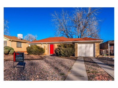 3235 E 29th Avenue, Denver, CO 80205 - MLS#: 9234475