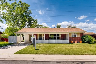 81 S Eaton Court, Lakewood, CO 80226 - MLS#: 9241401