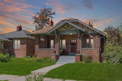 2511 Birch Street, Denver, CO 80207 - #: 9243245