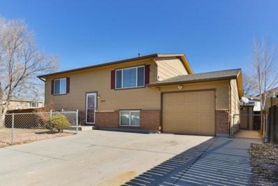 3612 Tackwood Drive, Colorado Springs, CO 80910 - #: 9244367