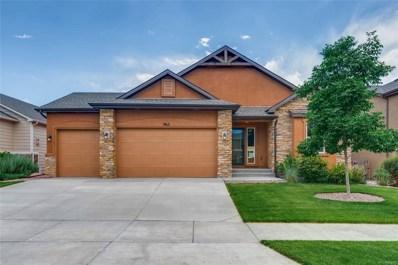 965 Diamond Rim Drive, Colorado Springs, CO 80921 - MLS#: 9251404