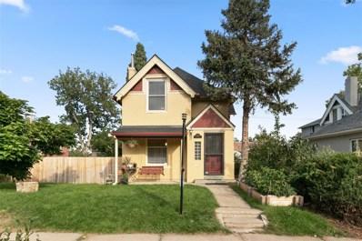 4244 Eliot Street, Denver, CO 80211 - #: 9255525