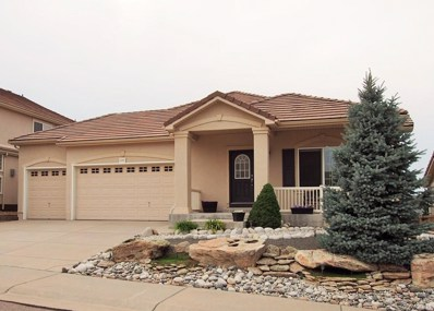 1291 Exquisite Street, Castle Rock, CO 80109 - #: 9256346