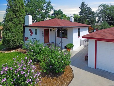 3910 Dover Street, Wheat Ridge, CO 80033 - #: 9258821