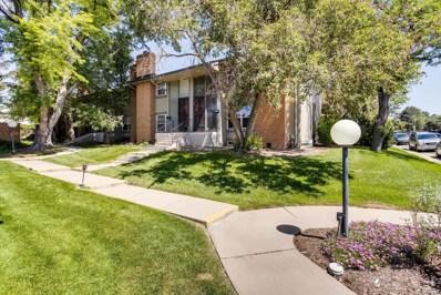3548 S Hillcrest Drive UNIT 4, Denver, CO 80237 - MLS#: 9262550
