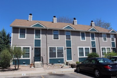 11572 Community Center Drive UNIT 37, Northglenn, CO 80233 - MLS#: 9265166