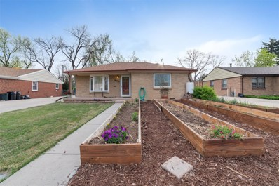 5545 Dudley Court, Arvada, CO 80002 - MLS#: 9267902