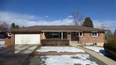 12393 W Iowa Drive, Lakewood, CO 80228 - MLS#: 9269011