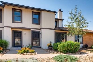 16066 E Ithaca Place UNIT B, Aurora, CO 80013 - MLS#: 9269821