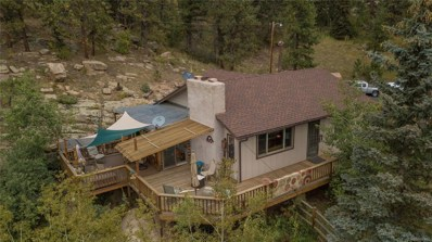 27445 Stagecoach Road, Conifer, CO 80433 - MLS#: 9271053