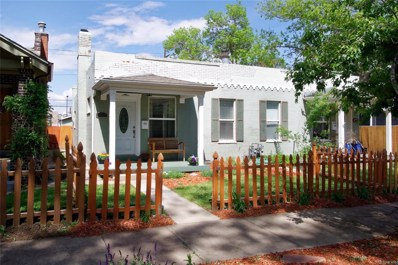 1821 S Lincoln Street, Denver, CO 80210 - #: 9272150