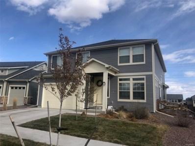 7296 Horizon Wood Lane, Colorado Springs, CO 80927 - MLS#: 9279105