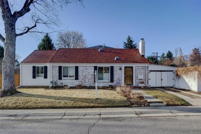6030 E 11th Avenue, Denver, CO 80220 - MLS#: 9284012