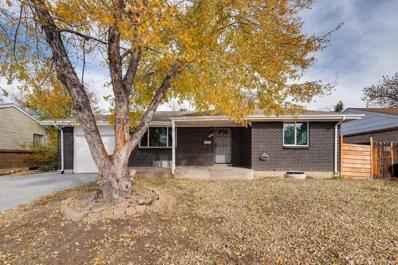 2161 Wyandot Drive, Denver, CO 80221 - #: 9284067