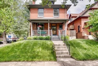 602 S Sherman Street, Denver, CO 80209 - #: 9284239