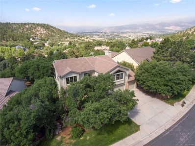 6325 Spurwood Drive, Colorado Springs, CO 80918 - MLS#: 9288402