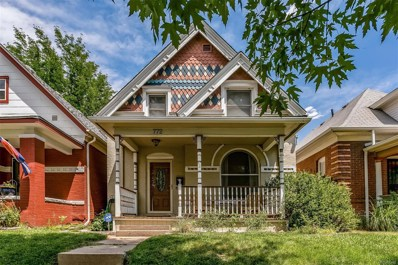 772 S Grant Street, Denver, CO 80209 - MLS#: 9289204