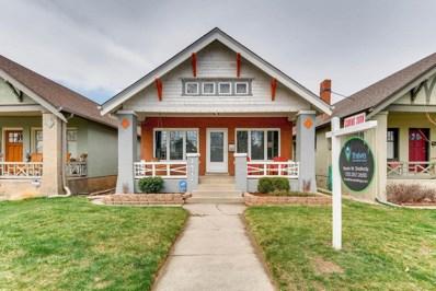 1477 S Lincoln Street, Denver, CO 80210 - MLS#: 9290212