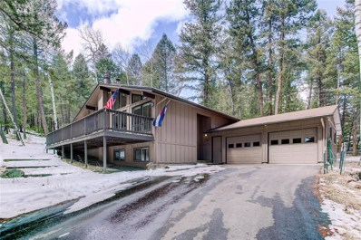 7835 Native Dancer Trail, Evergreen, CO 80439 - #: 9294947