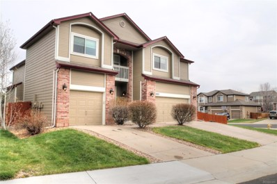 16697 Tin Cup Court, Parker, CO 80134 - MLS#: 9295324
