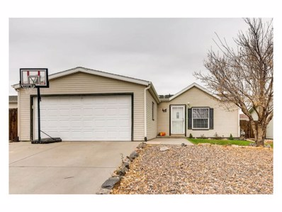 654 Meadowlark Lane, Lochbuie, CO 80603 - MLS#: 9297935