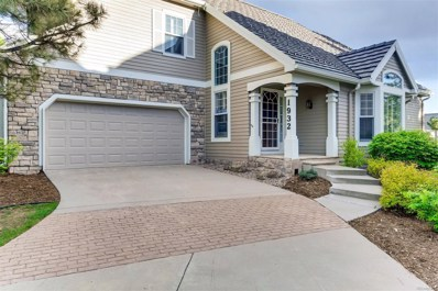 1932 W Sanibel Court, Littleton, CO 80120 - #: 9299189