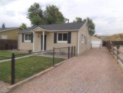 1724 Armstrong Avenue, Colorado Springs, CO 80904 - MLS#: 9301599