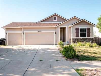 4653 Hidden River Drive, Colorado Springs, CO 80922 - MLS#: 9309686