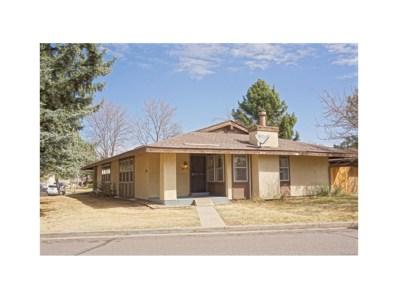3642 S Fairplay Way, Aurora, CO 80014 - MLS#: 9312514