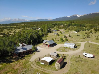 17505 County Road 386, Buena Vista, CO 81211 - MLS#: 9314376