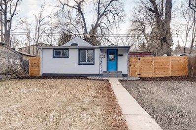 4494 W Gill Place, Denver, CO 80219 - MLS#: 9314867