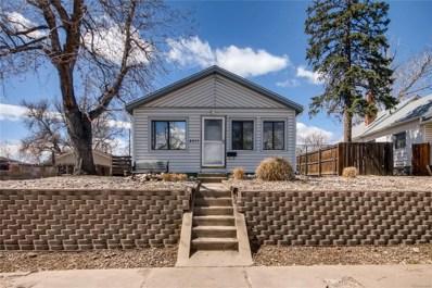 4811 Lowell Boulevard, Denver, CO 80221 - #: 9318560