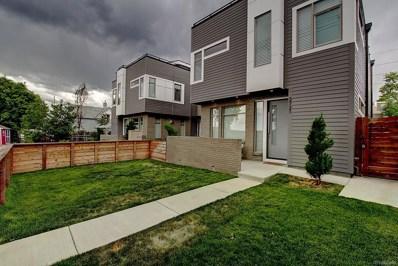 3721 Inca Street, Denver, CO 80211 - #: 9319735