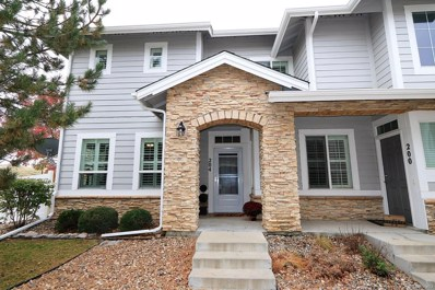 204 Whitehaven Circle, Highlands Ranch, CO 80129 - MLS#: 9330638