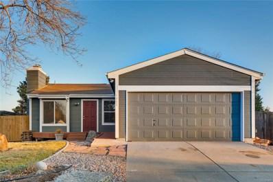 4852 S Hoyt Street, Denver, CO 80123 - #: 9330843