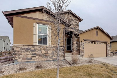 621 Smoky Hills Lane, Erie, CO 80516 - MLS#: 9331323