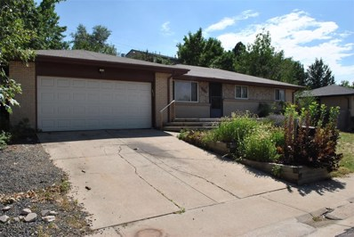 12186 W 7th Place, Lakewood, CO 80401 - MLS#: 9332535
