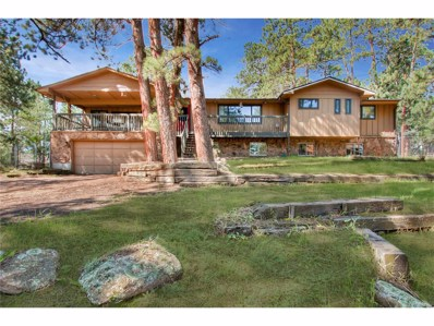 29065 Pine Road, Evergreen, CO 80439 - #: 9332678