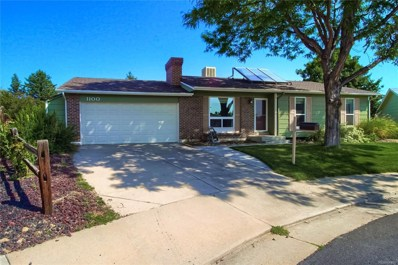 1100 Lilac Circle, Broomfield, CO 80020 - MLS#: 9332965