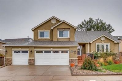 4725 Jenson Lane, Colorado Springs, CO 80922 - MLS#: 9335003